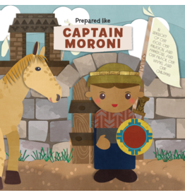 Captain Moroni Puzzle by Alexis Merrill