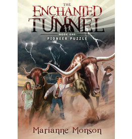 Enchanted Tunnel Series, Book 1: Pioneer Puzzle, Marianne Monson