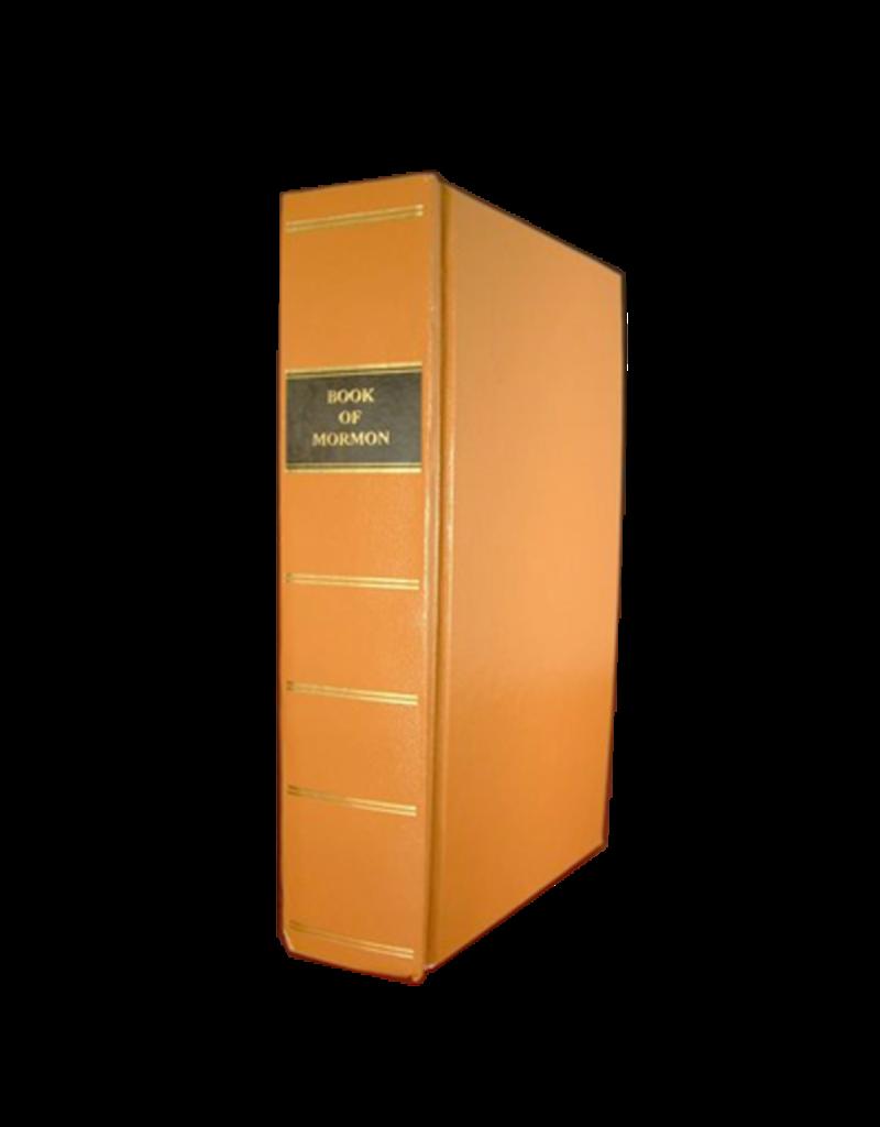 Book of Mormon Replica, 1830 Edition