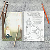Doctrine and Covenants Study Book – Activity Book for Young Children Age 3-6