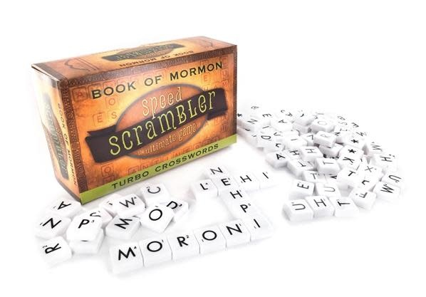Book of Mormon - Speed Scrambler - Game