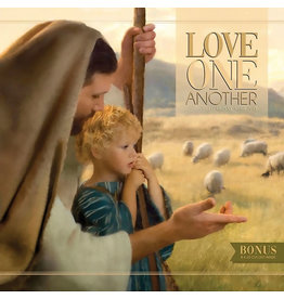 2021 Love One Another Jay Bryant Ward Calendar