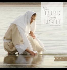 2021 The Lord is My Light Scott Sumner Calendar