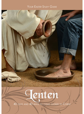 Lenten - 40 Days & 40 Ways to become more like Christ