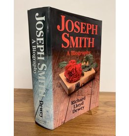 Stratford Books ***PRELOVED/SECOND HAND*** Joseph Smith A Biography, Dewey