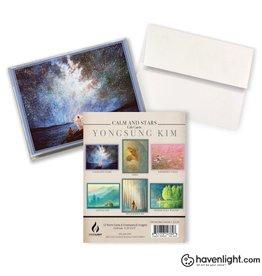 Calm & Stars Card set