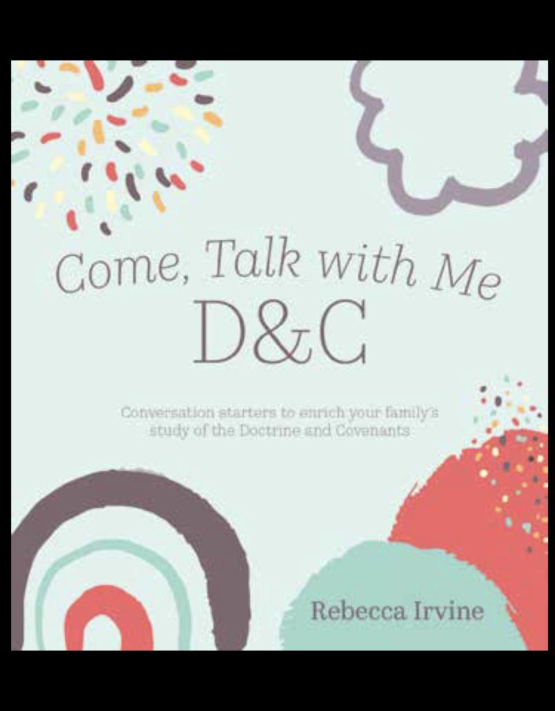 Come Talk With Me - D&C Cards Rebecca Irvine