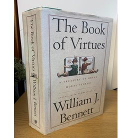 Simon and Schuster ***PRELOVED/SECOND HAND*** The book of virtues, Bennett