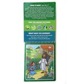 Kanga Toys New Testament Aqua Brush Activity Book, Reusable Travel Activity