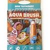 New Testament Aqua Brush Activity Book, Reusable Travel Activity