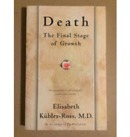 Simon and Schuster ***PRELOVED/SECOND HAND*** Death: The final stage of growth, Kubler-Ross