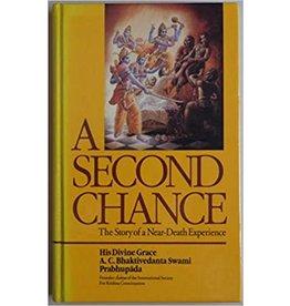 The Bhaktivedanta book trust ***PRELOVED/SECOND HAND*** A second chance, Prabhupada
