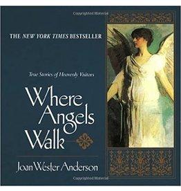 Ballantine Books ***PRELOVED/SECOND HAND*** Where angels walk, Anderson