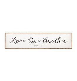 Revelation Culture Wood Framed Sign 42 x 10"