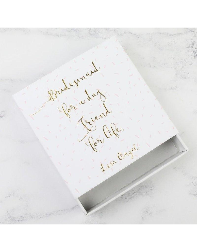 Lisa Angel Gift Box | Confetti Bridesmaid For A Day