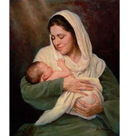 Del Parson Mother's Love 5x7 Print Del Parson