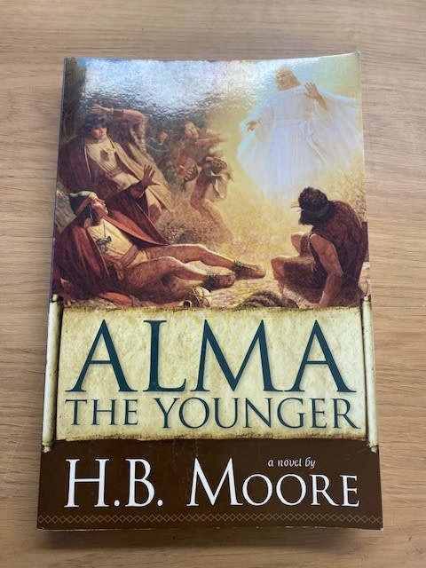 ***PRELOVED/SECOND HAND*** Alma the Younger, H.B. Moore