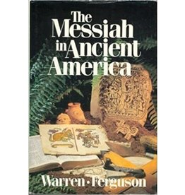 Book of mormon research foundation ***PRELOVED/SECOND HAND*** The messiah in ancient America, Ferguson