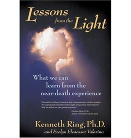 Moment Point Press ***PRELOVED/SECOND HAND*** Lessons from the light, Ring & Valarino