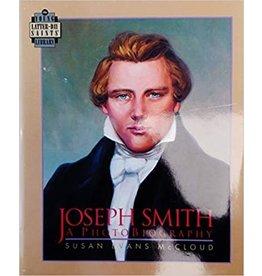 Aspen Books ***PRELOVED/SECOND HAND*** Joseph Smith: A photo biography, McCloud