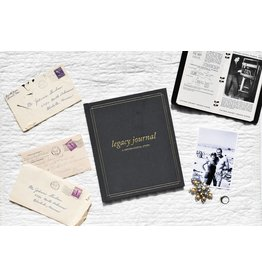 Duncan & Stone Paper Co. Legacy Journal: A Generational Story & Family Keepsake