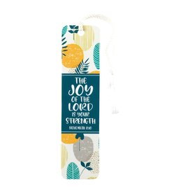 Faire: Dicksons Gifts Bookmark Vl The Joy Of The Lord Is Neh.8:10
