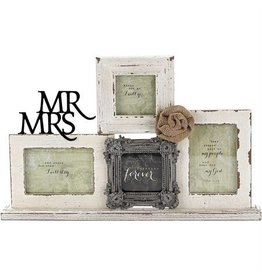 Faire: Dicksons Gifts Mr & Mrs Metal Photo Frame