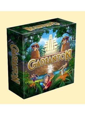 GADIANTON THE GAME GADIANTON THE GAME