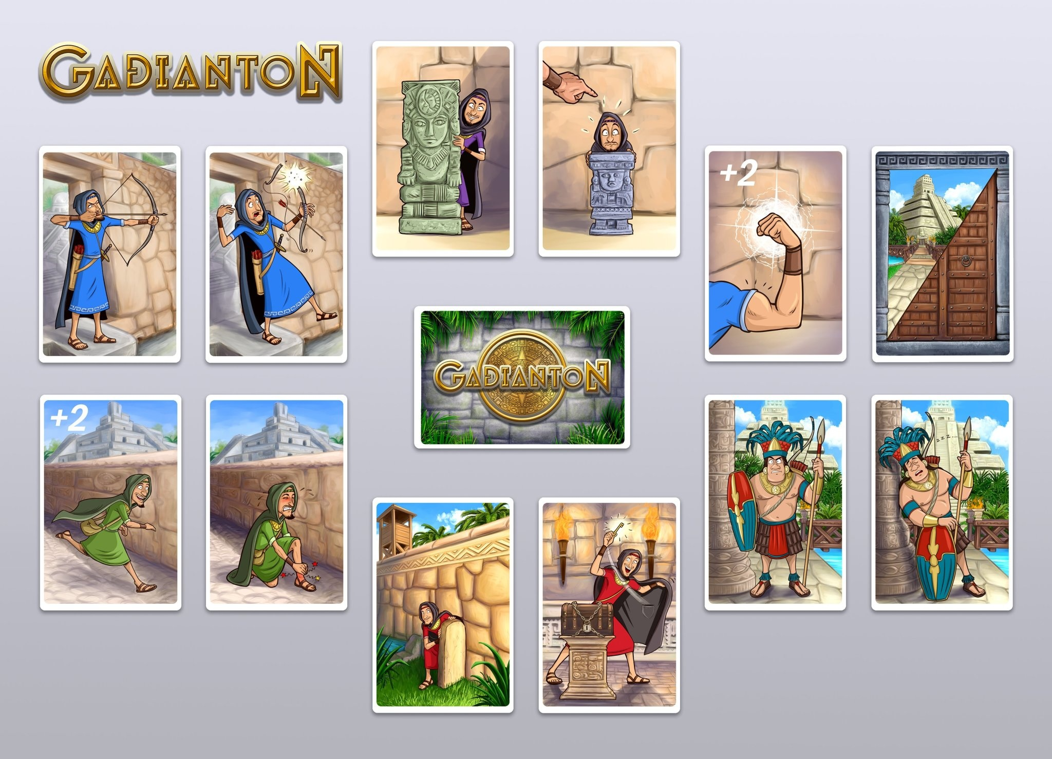 GADIANTON THE GAME