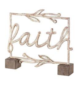Faire: Dicksons Gifts Tabletop Figurine Faith