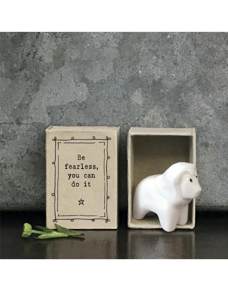 29 Matchbox-Lion