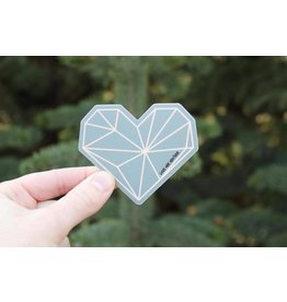 ETSY: AspenWoodDesign Love One Another Vinyl Sticker