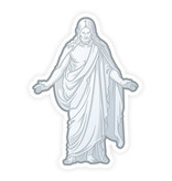 Christus Vinyl Sticker