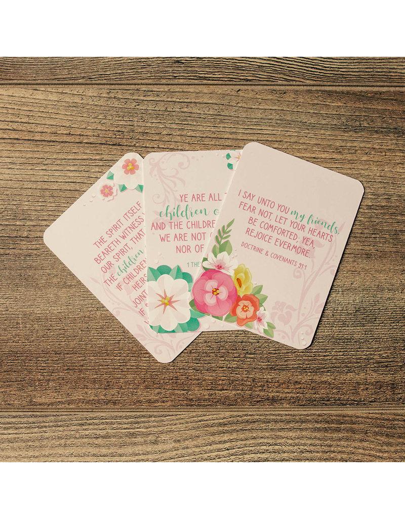 Tender Mercies: 100 Affirmations for Latter-day Saint Women