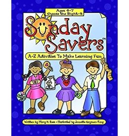 DISCONTINUED DISCONTINUED CLEARENCE - Sunday Savers CD ROM Age 4-7 CTR B