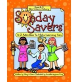 DISCONTINUED DISCONTINUED CLEARENCE - Sunday Savers CD ROM Age 8-11 D&C/ CHURCH HISTORY