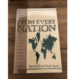 ***PRELOVED/SECOND HAND*** From Every Nation. Derin Head Rodriguez