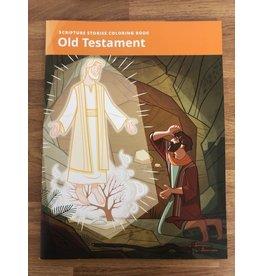 Scripture Stories Coloring Book: Old testament