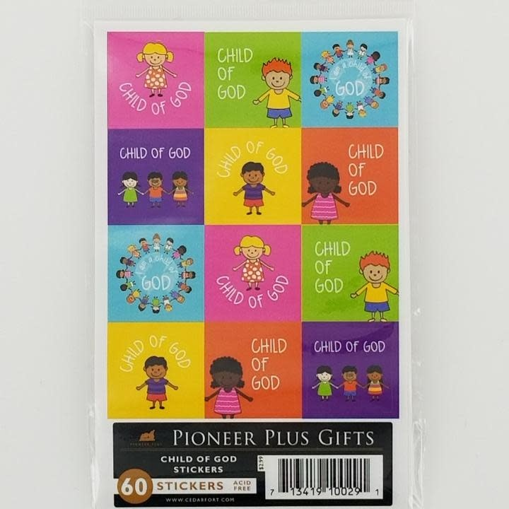 Child of God - Stickers