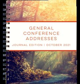 General Conference Addresses, Journal Edition, October 2021