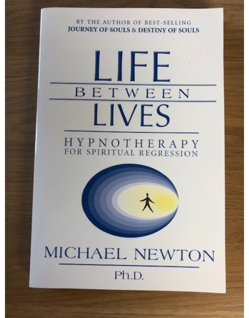 ***PRELOVED/SECOND HAND*** Life Between the Lines,  Hypnotheraphy for Spiritual Regression. Michael Newton PhD