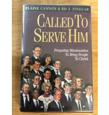***PRELOVED/SECOND HAND*** Called to Serve Him. Preparing Missionaries to Bring people to Christ. Elaine Cannon & Ed J. Pinegar