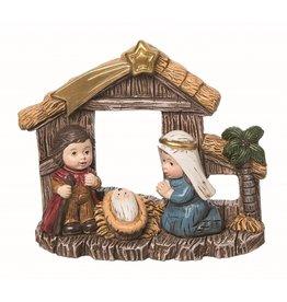 Faire: Transpec Resin Nativity Decor