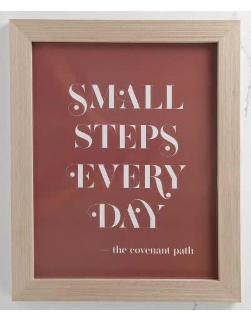 Small Steps 11X14