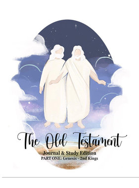 The Old Testament Journal & Study Edition (Part One: Genesis - 2nd Kings)