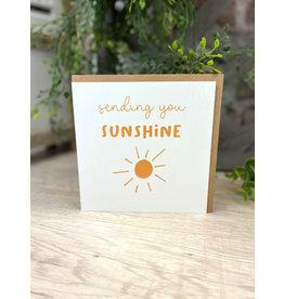 Richard Lang Sending Sunshine Card