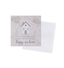 Richard Lang New Home Card