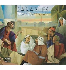 2022 JORGE COCCO CALENDAR - PARABLES BY JORGE COCCO