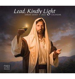 2022 SIMON DEWEY CALENDAR - LEAD, KINDLY LIGHT BY SIMON DEWEY