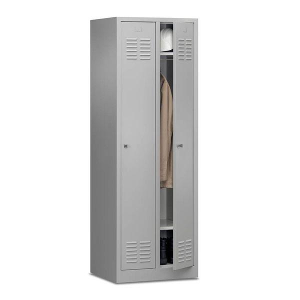 Garderobekast Basic 2-deurs